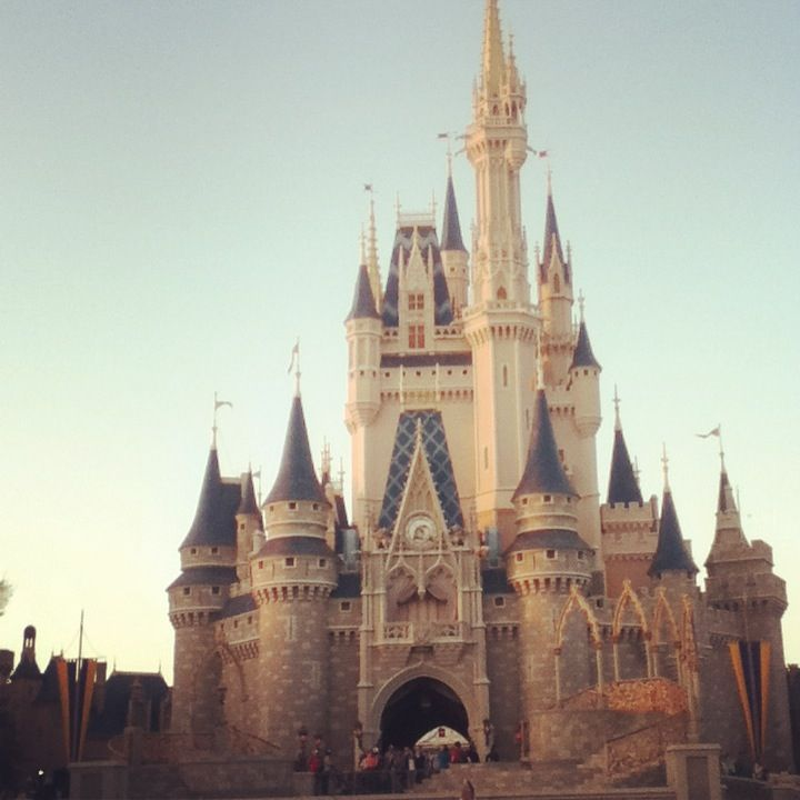 Disneyworld where dreams come true!!! #disney #magickingdom