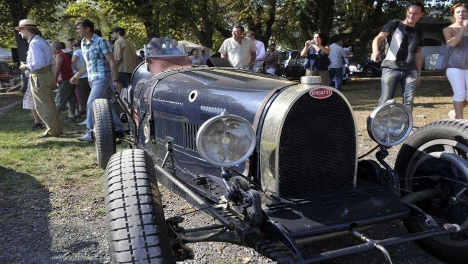 Belgique 3ème Edition du Waterloo Historic Cars