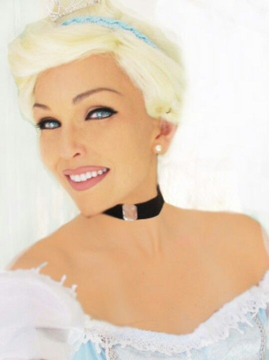 Cinderella Makeover by Kandee Johnson :D amazing :)