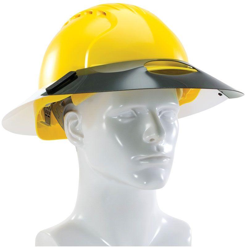 Pip Sun Shield Extension For Hard Hats Hard Hats Hats Shield