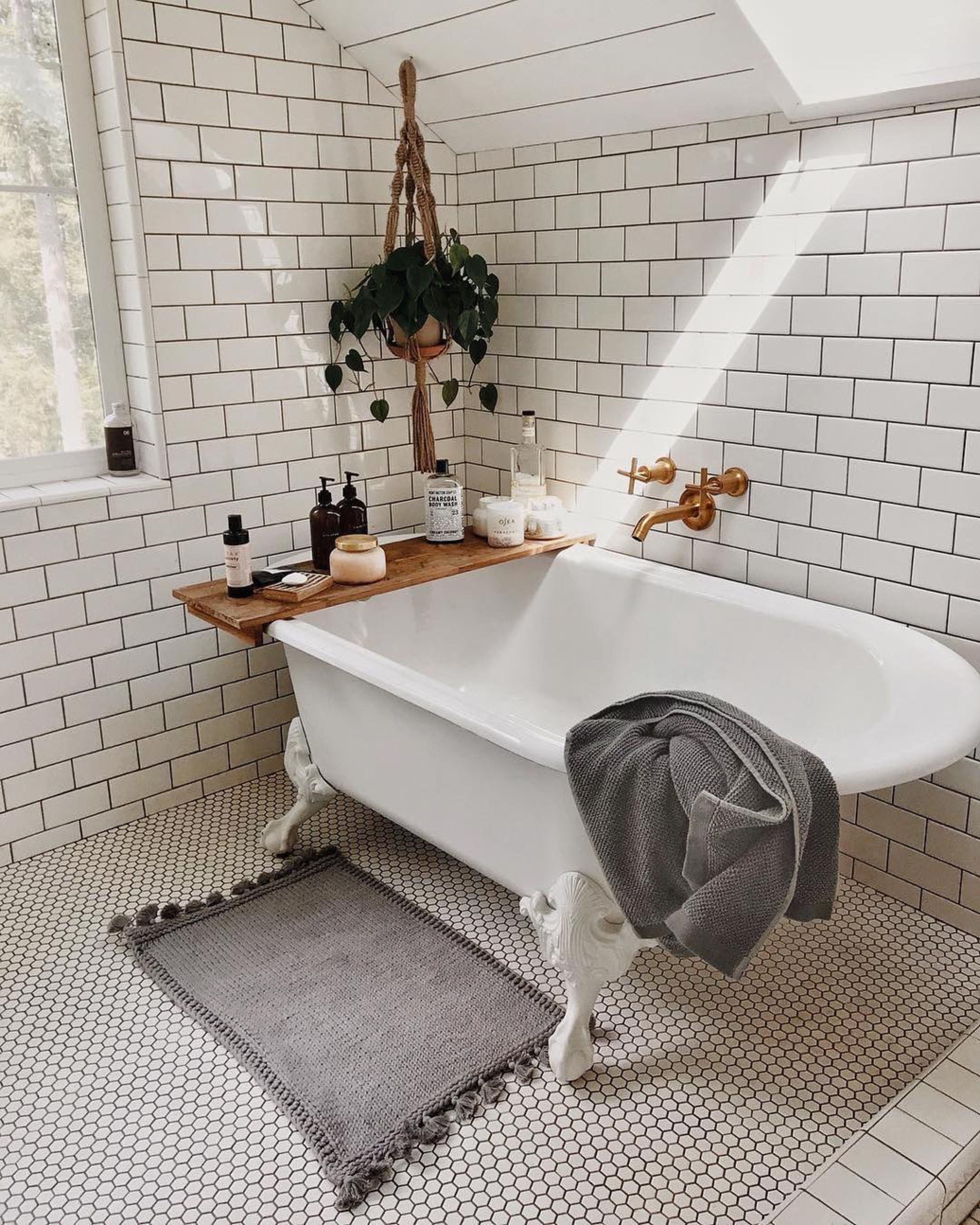 5 Gorgeous Scandinavian Bathroom Ideas: Home, House Design, Home Decor