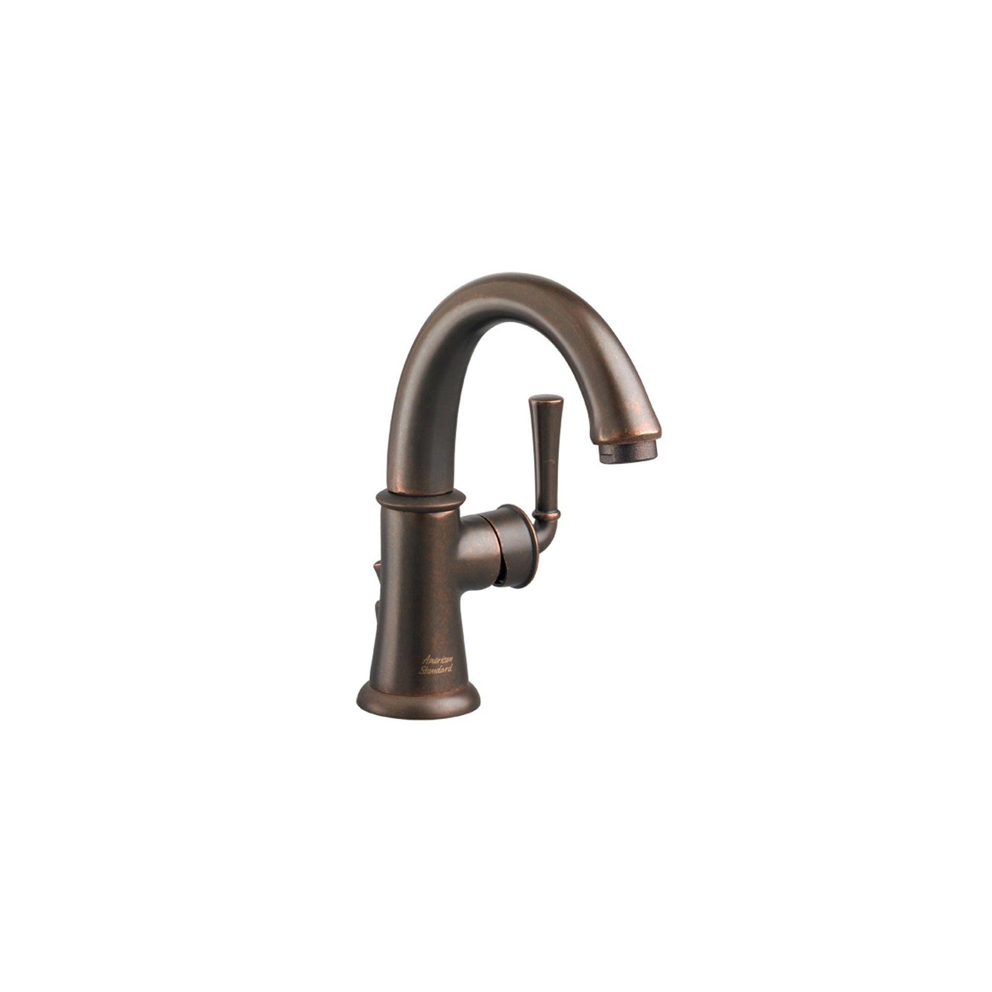 American Standard 7420 101 Portsmouth Single Hole Bathroom Faucet