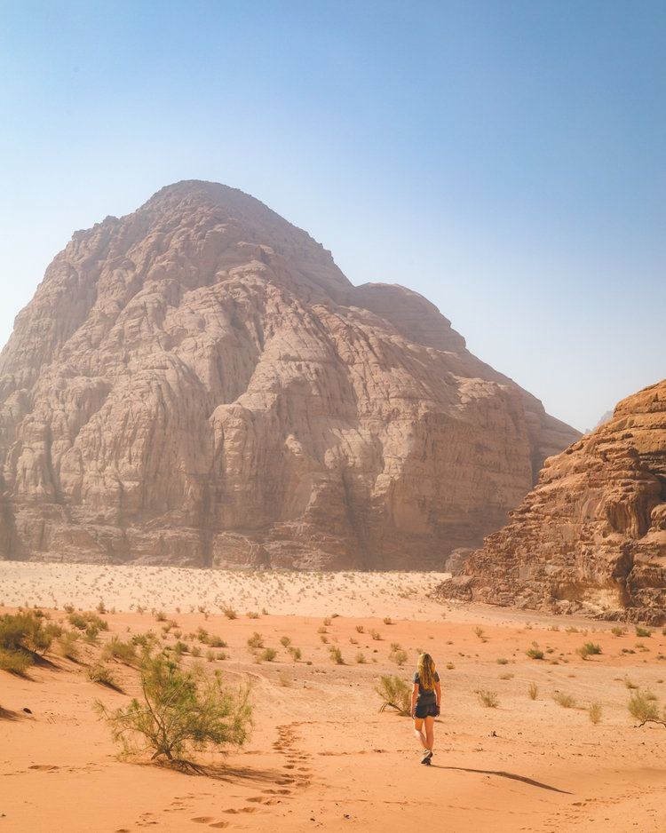 A 10 day Jordan Itinerary that's guaranteed to wow you #wadirum