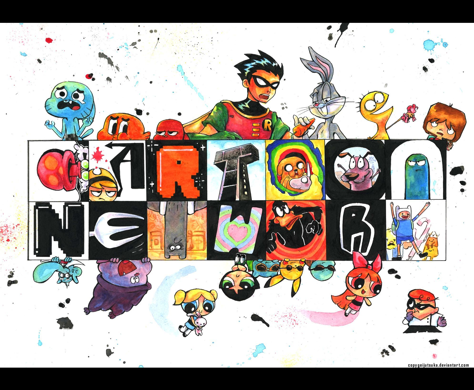 Cartoon Network Characters Wallpapers 1080p Cartoon Network