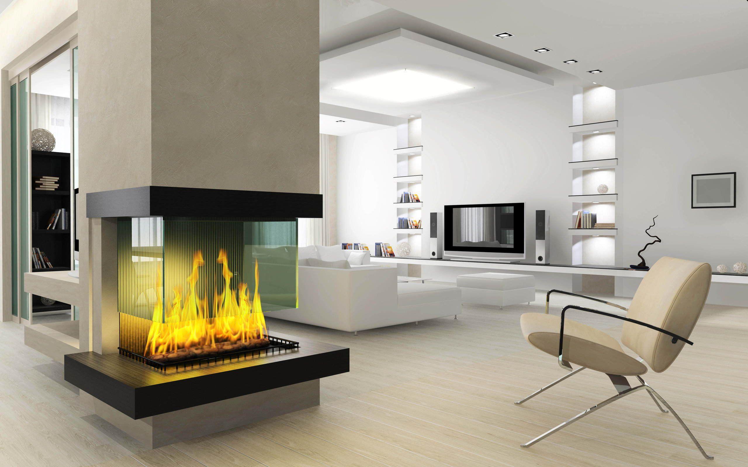 Moderna-Extreme; interiors designs | Fireplaces | Pinterest ...