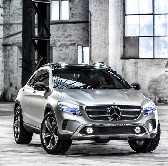 Image gallery mercedes benz crossover 2013 for Mercedes benz cross over