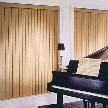 faux wood vertical blinds for the home pinterest blinds kitchen blinds and curtains with. Black Bedroom Furniture Sets. Home Design Ideas