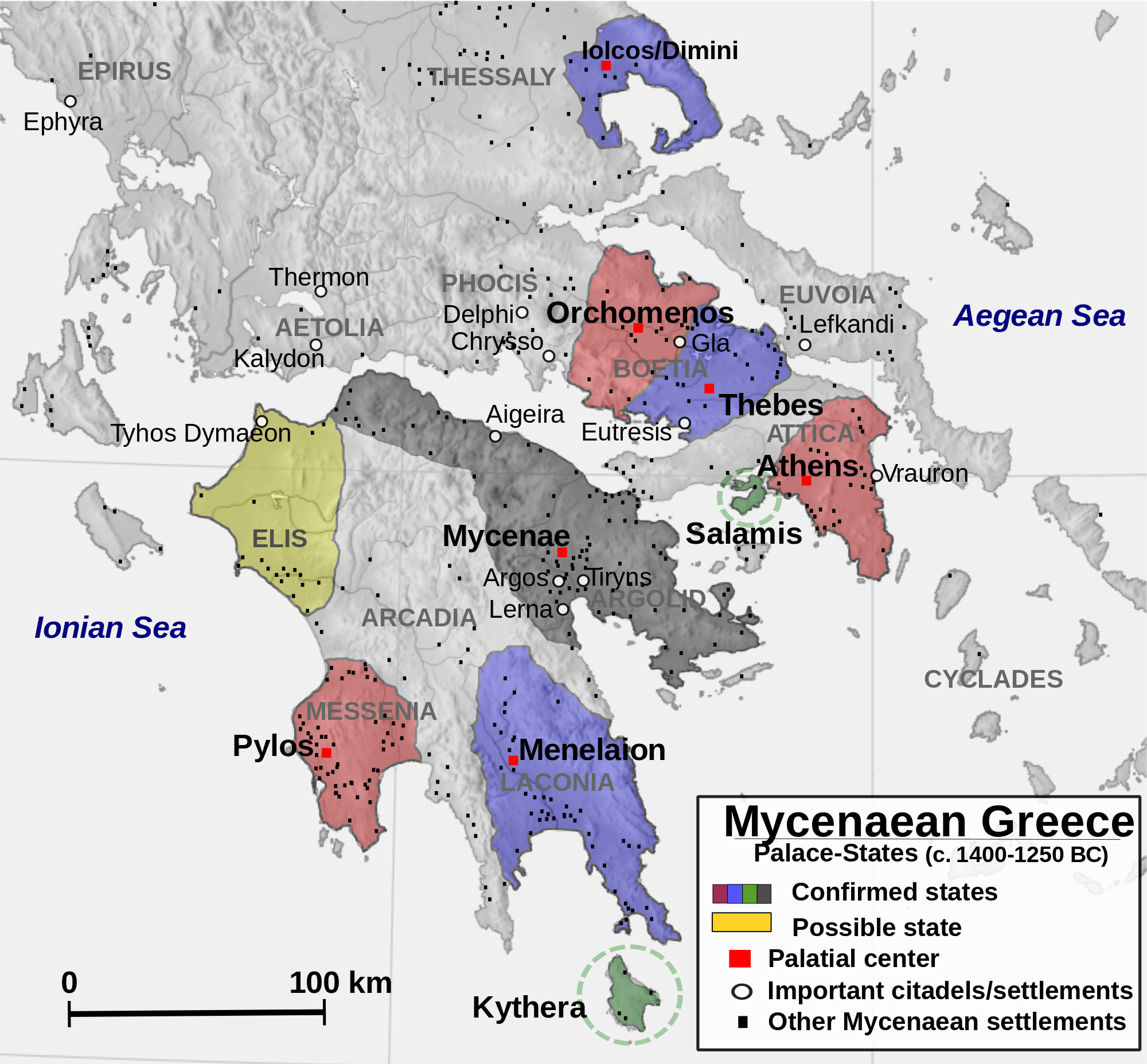 Pin By Darrell Vaughn On Aa Map Pinterest - Political map of greece