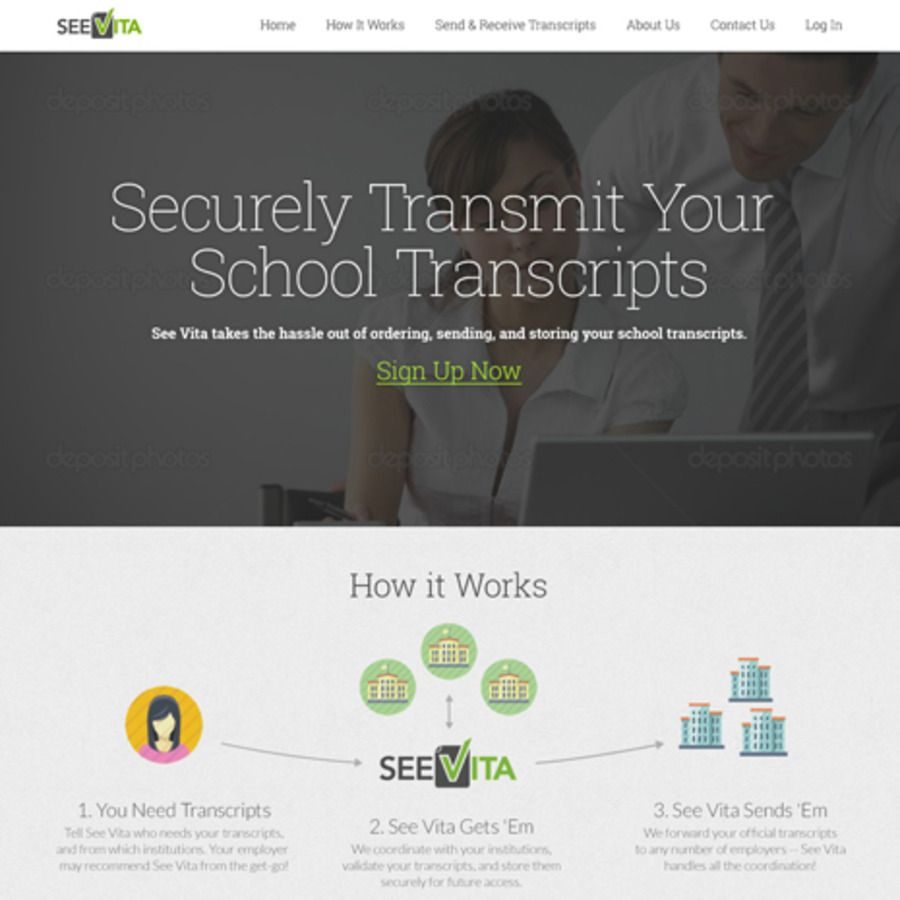 A great web design by Fusionbox, Denver, CO: Other, Web Application ...