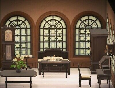 CLICK NOW! Animal Crossing New Horizons Black Antique ... on Animal Crossing Bedroom Ideas New Horizons  id=53160