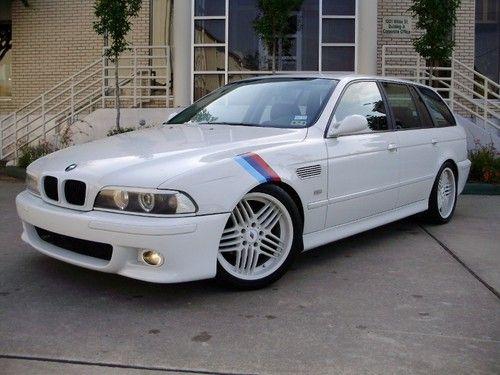 BMW 5Series MSport Wagon...legitimately one of maybe 3