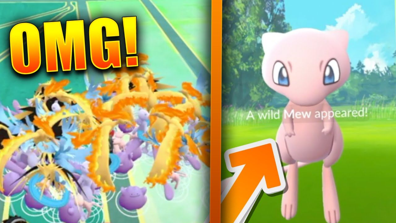 How To Get Rare Pokemon In Pokemon Go Hack
