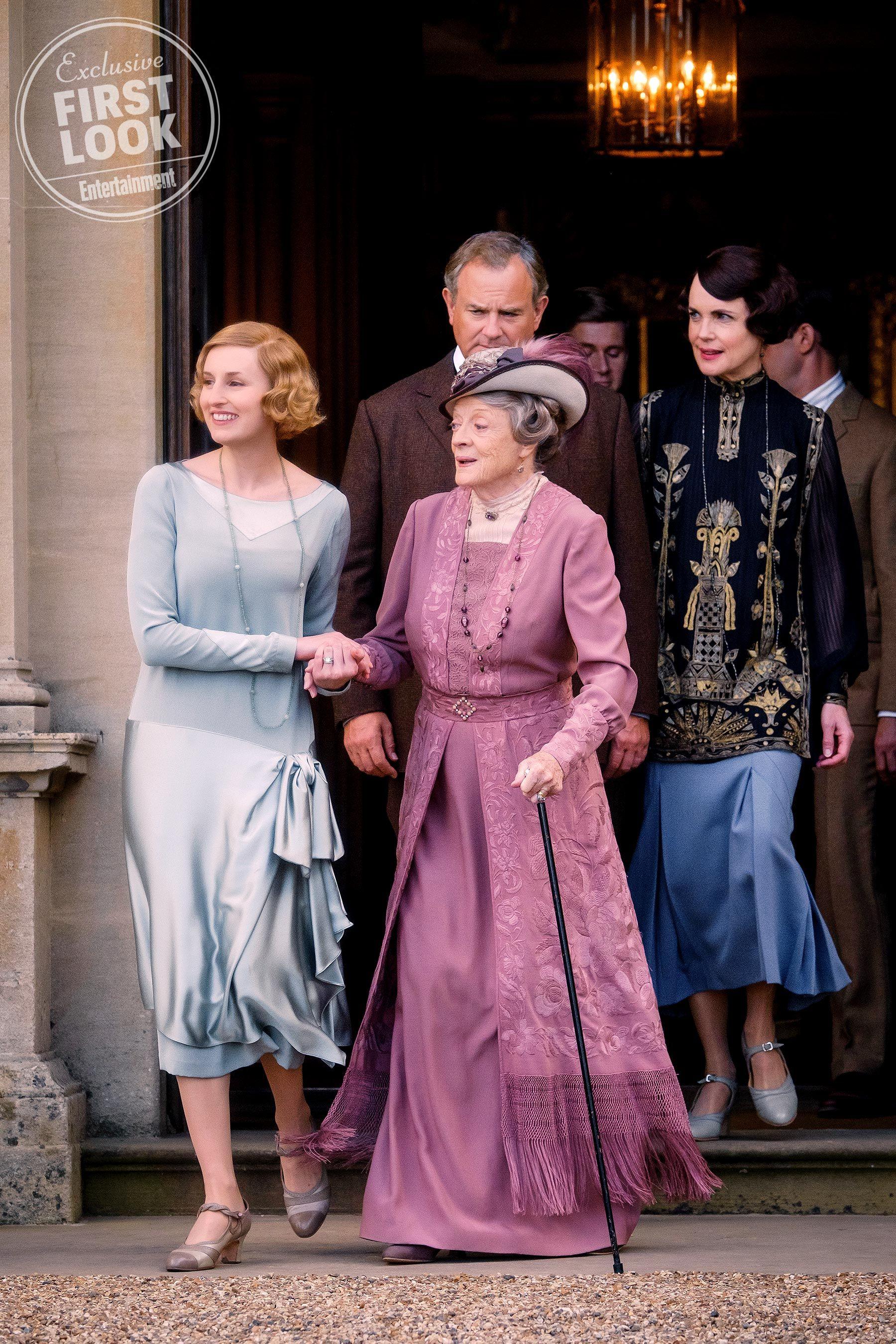 Downton Abbey é uma série de televisão britânica de drama
