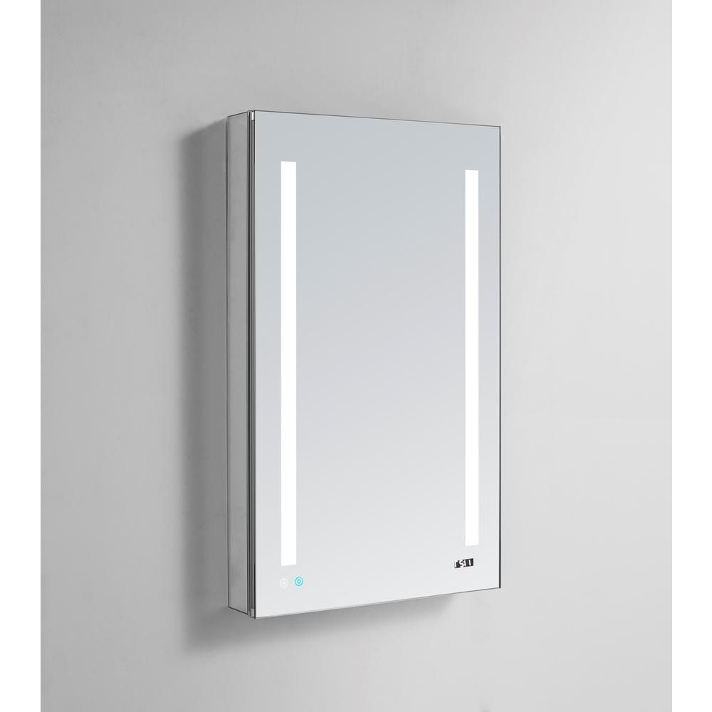 Aquadom Signature Royale 24 In W X 40 In H Recessed Or Surface