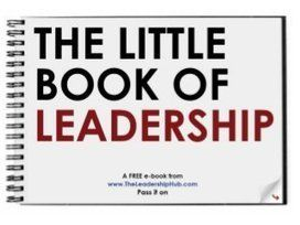Little Book of Leadership (Powerpoint) - Does what it says on the tin!