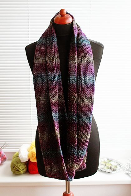 36510 Hi Guys Have You Noticed How Popular Infinity Scarves Have