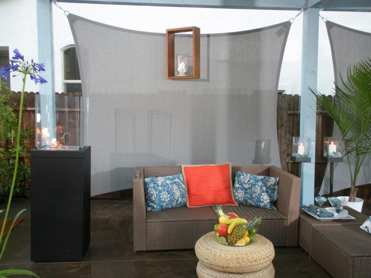 most awesome backyard hideaways brennholz balkon und g rten. Black Bedroom Furniture Sets. Home Design Ideas