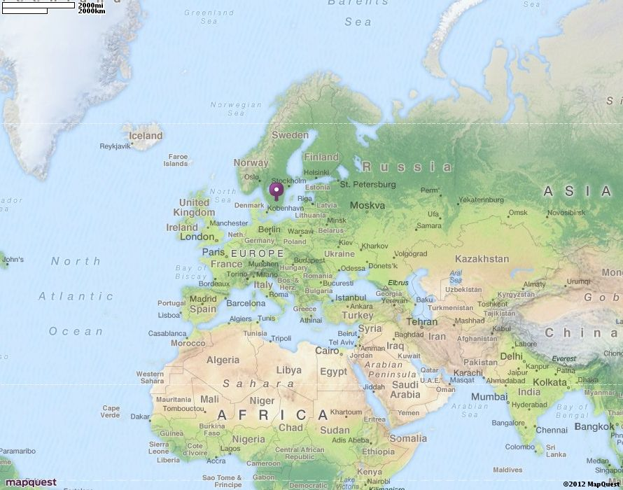 Location And Map MapQuest Places To Go - Mapquest sweden