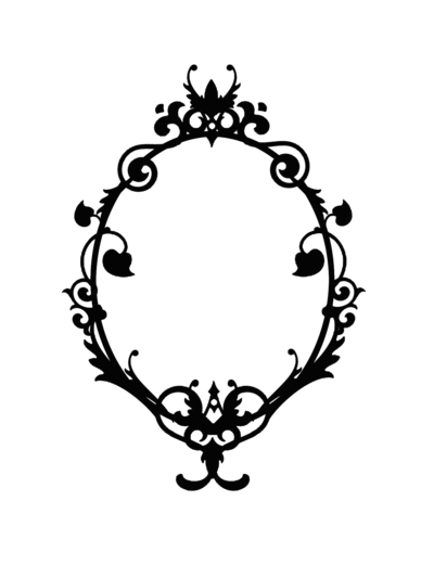 096 Ornate Oval Frame Cutout01 By Tigers Stock On Deviantart