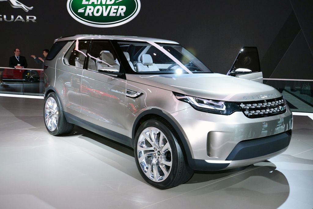 2016 land rover discovery owners manual Land rover