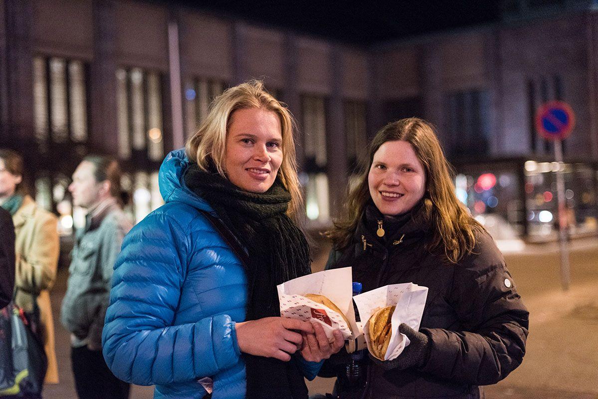 Snägärien yö Streat Helsinki 2015