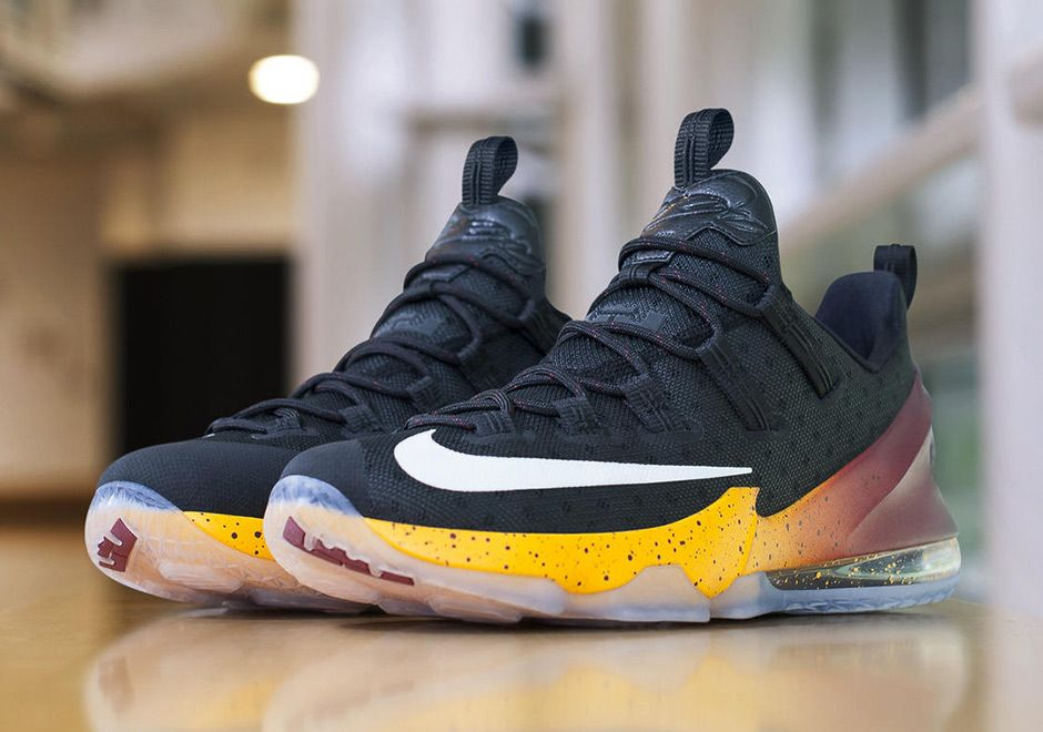 best loved db373 28f6a ... Nike LeBron 13 Low USA Release Date My Kicks Pinboard Pinterest Nike  lebron, Nike shoe ...