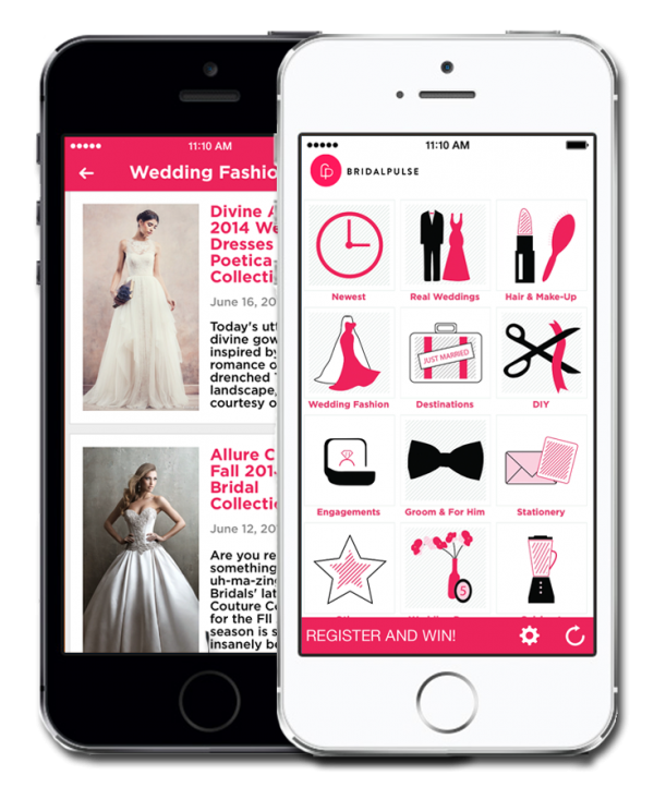 BridalPulse Wedding App! Wedding day tips, Wedding blog