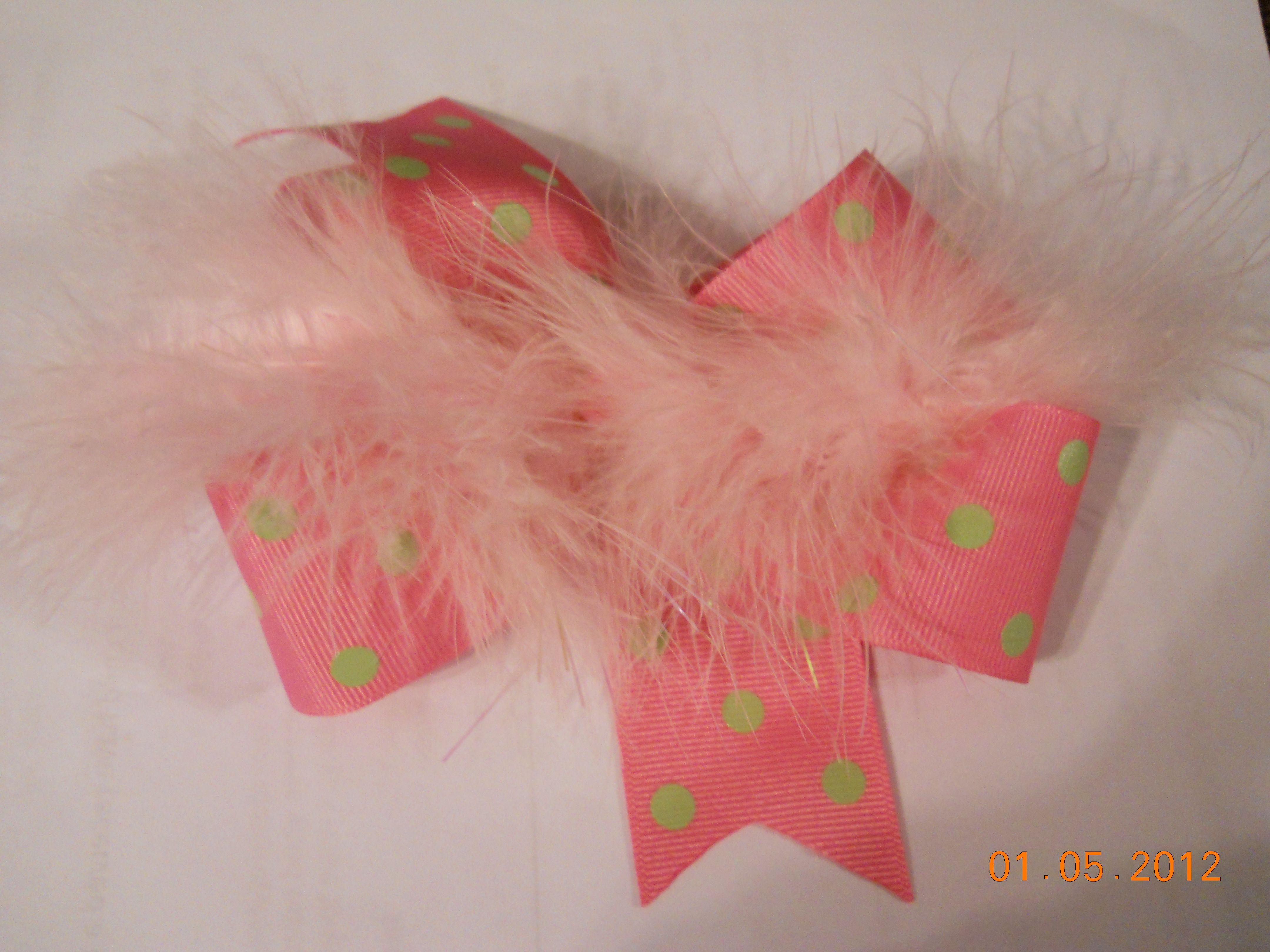 Boa bow things i make pinterest boas