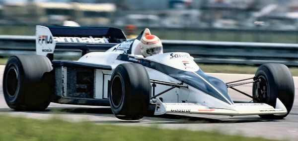 Brazil 1983 • STATS F1