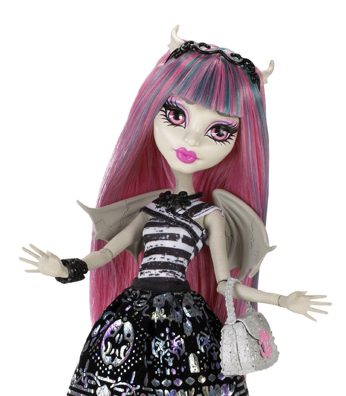 Amazon Monster High Rochelle Goyle Doll Toys Amp Games