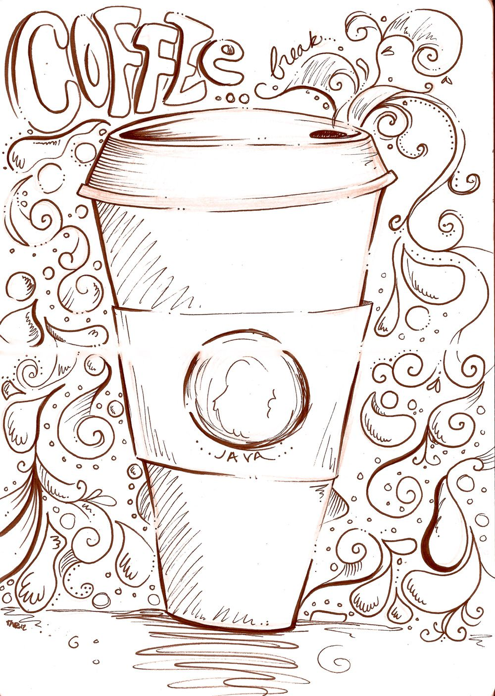 Java Moonbean Illustrations Embroidery Patterns Pinterest