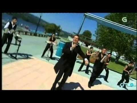Ráfaga - No Te Vayas (en Castrelo de Miño) - YouTube