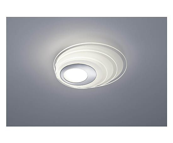 Plafoniere Neon Vintage : Plafoniera a led in metallo eclipse d 24 h 7 cm inside home