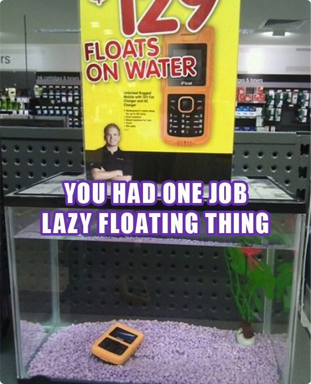 The Very Best of You Had One Job Meme - Snappy Pixels ...