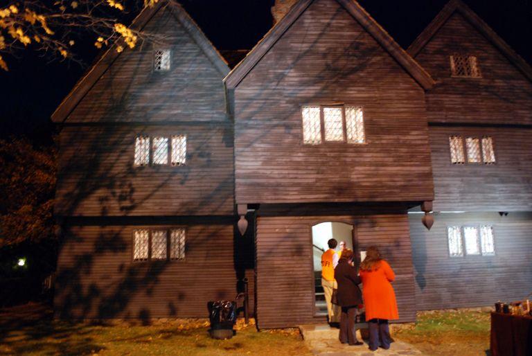 salem massachusetts halloween   The Salem Witch House   Passport ...