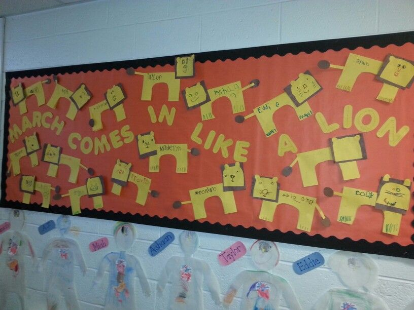 Best 25 Lion Bulletin Boards Ideas On Pinterest School