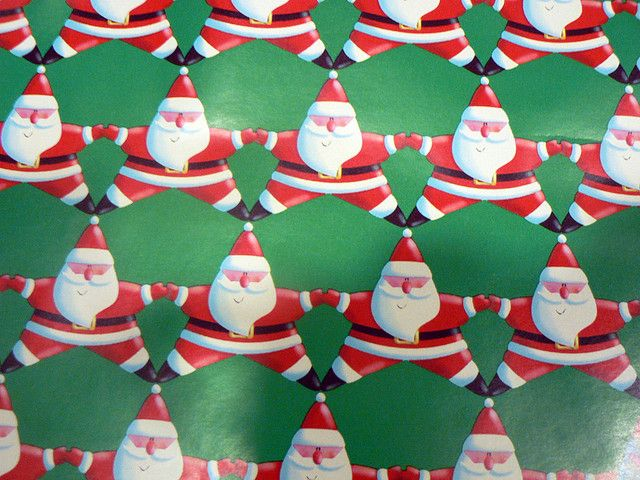 Inspiration For Previous Tessellation Christmas Crafts Art