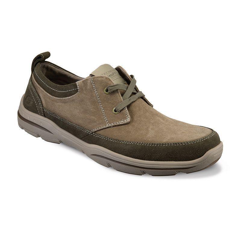 182c109bffce Skechers Relaxed Fit Harper Lenden Men s Shoes
