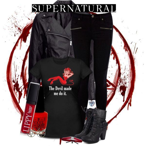 Abaddon (Supernatural) Cosplay   Supernatural Amino   Abaddon Supernatural Cosplay