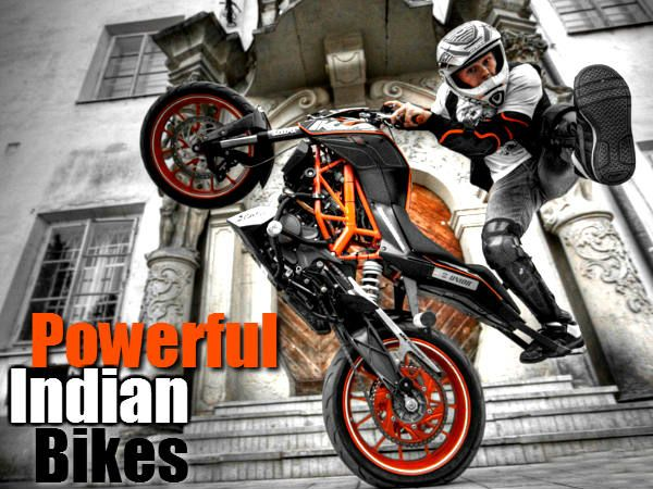 Most Powerful Bikes In India Fastest 200cc 250cc 300cc Indian