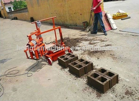 Qm2 45 Widely Used Concrete Block Making Machine For Sale