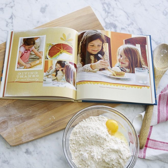 how to make a family cookbook online