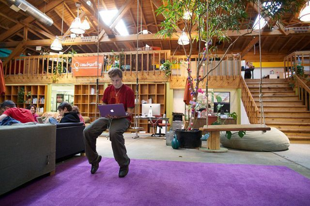 Cool workplaces and offices {part 3} e r startup office