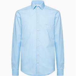 Calvin Klein Slim Hemd aus Stretch-Popeline 40 Calvin KleinCalvin Klein