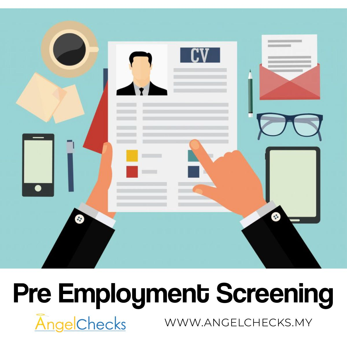 Angel Check Provide Malaysia's best preemployment