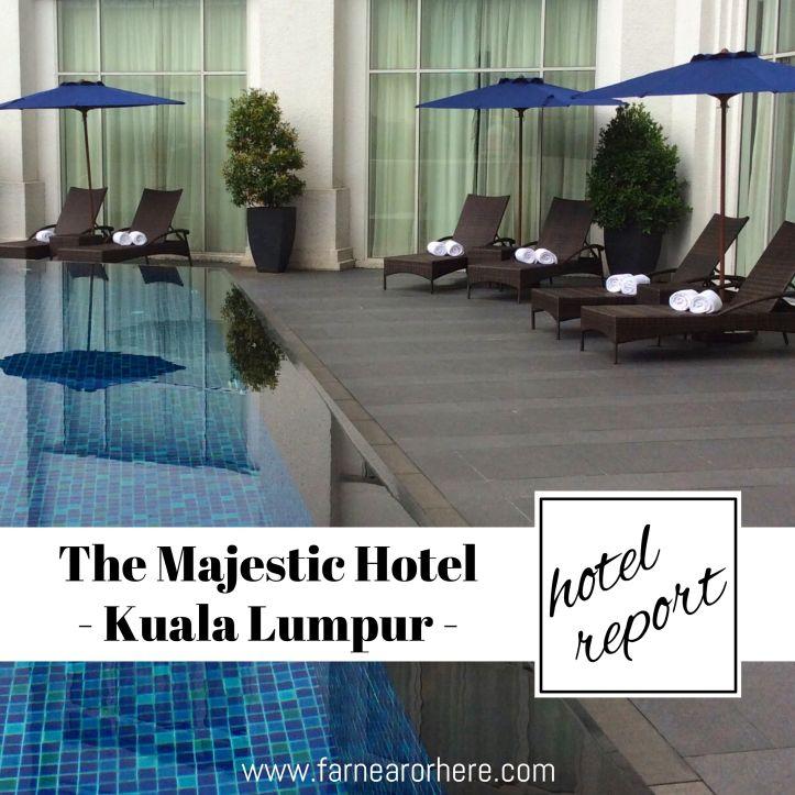 So Majestic In Kl Majestic Hotel Heritage Hotel Hotel Kuala Lumpur