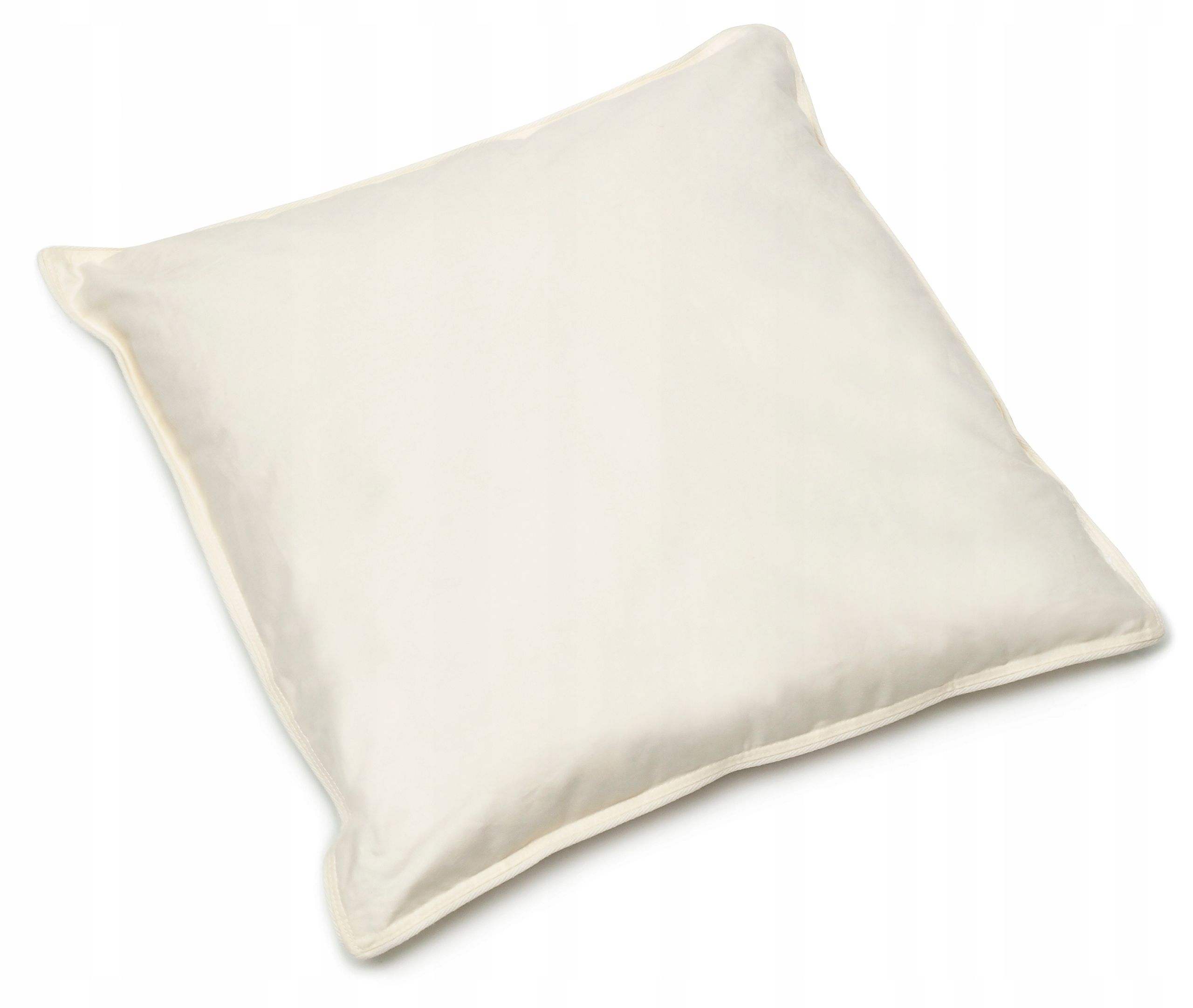 Poduszka 60x70 Pierze Polpuchowa Bawelna Kremowa Pillows Bed Pillows Pillow Cases