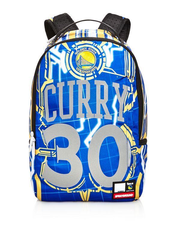084b26e6b12 Sprayground Nba Stephen Curry Backpack