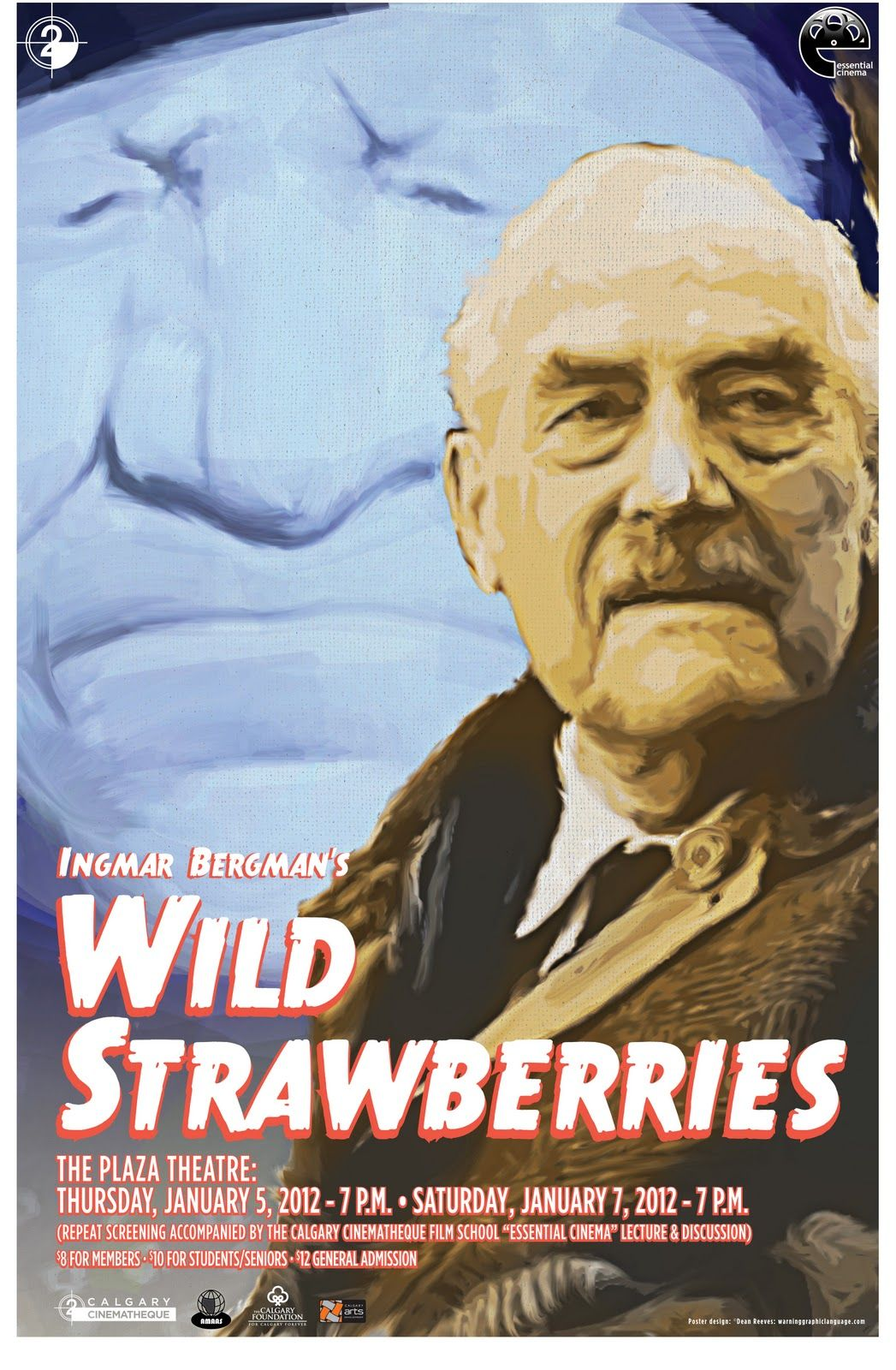 The Man Who Should Be There Ingmar Bergman's Strawberries