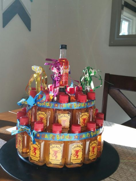 Fireball Cake Made From A Charger Plate Round Foam Cake